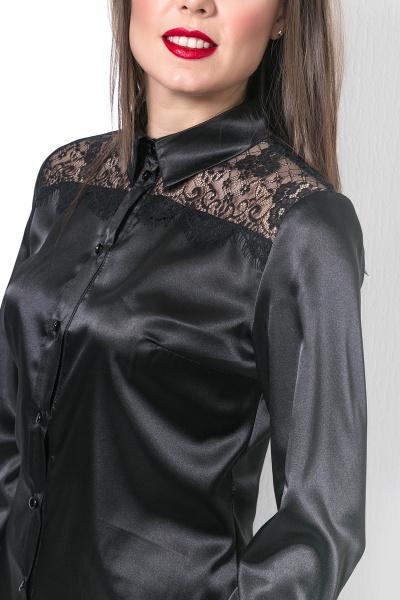 Блуза с кружевом, Б-264