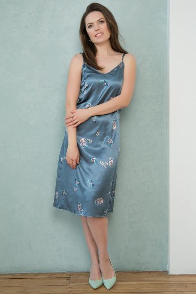 Платье-комбинация, П-615